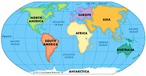 Where Is Australia Located On A Map.Australia Facts Country States People Economy Government